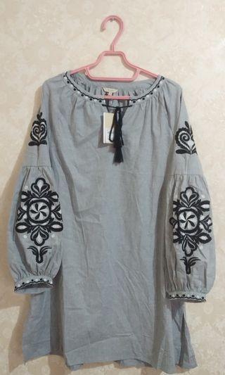 Et cetera blouse / baju big size