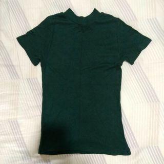 Dark green T-shirt #MGAG101