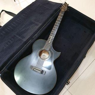 Gitar Cort A6 bukan yamaha
