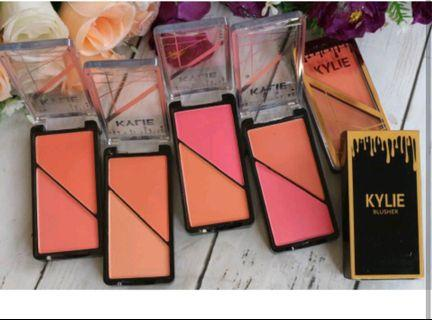 Blush on Kylie 2 in 1