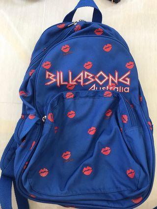 Authentic Billabong Australia Bagpack
