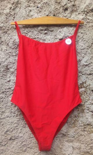 Red Bikini Swimsuit