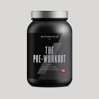 AUTHENTIC MyProtein Preworkout Cola 420g  (INSTOCKS‼️)