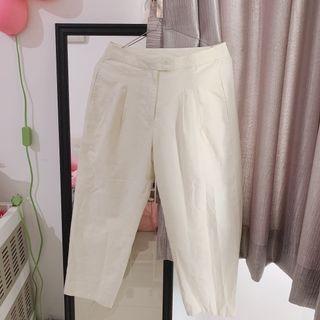 Et Cetera Broken White Pants