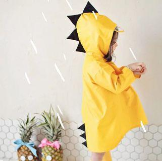 🦄生活小物🌻兒童幼兒小恐龍造型雨衣