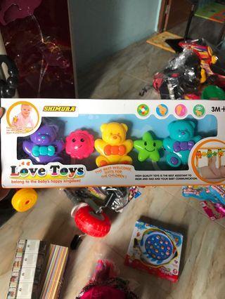 Toodler toys baby