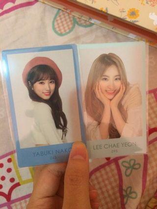 WTS/WTT Iz*one japan fanmeeting photocard