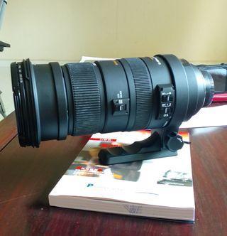 Sigma DG 50-500mm Nikon