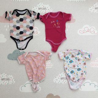 Baju bayi 4 buah