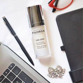 五折FILORGA TIME ZERO 逆時光淡紋精華 shiseido lancome estee lauder cle de peau endocare Bicelle B5 Gel Exuviance  SkinCeuticals bioderma