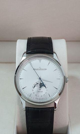 🚚 pre-owned Jaeger-LeCoultre Master Ultra Thin Moon 39