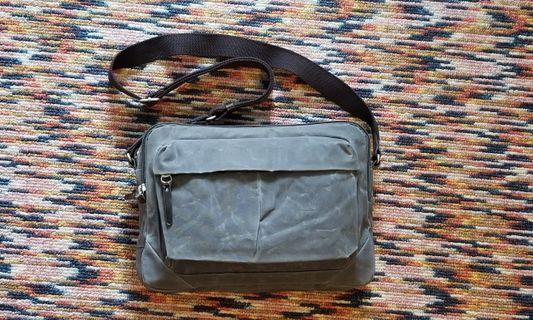 Price reduced! Small casual or work laptop sling bag