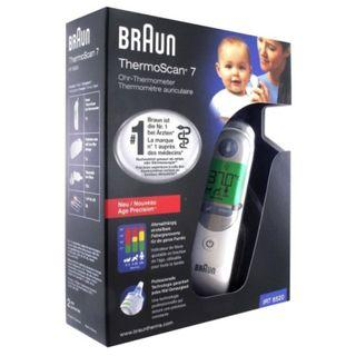 Braun 百靈 ThermoScan 7 IRT-6520 水