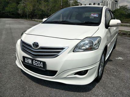 2011 TOYOTA VIOS 1.5 G facelift (A) LEATHER SEAT TRD BODYKIT SAVE PETROL PERFECT CONDITION