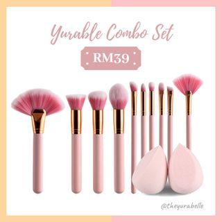 COMBO SET BRUSH & SPONGE