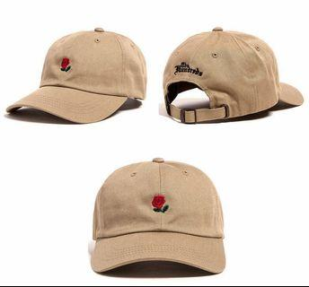 the hundreds rose cap