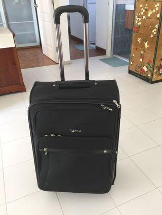 "24"" Beverly Hills luggage"