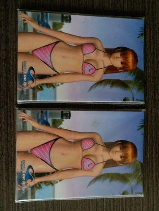 DOA沙灘排球Postcard第2彈