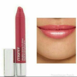 Clinique Chubby Stick Plump and Shine Lippie