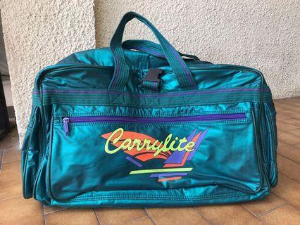 🚚 duffel gym bag