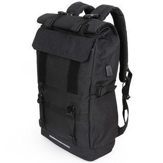 男裝上班,休閒背包(3款形態)(黑,灰)