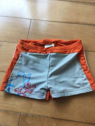 Boy's Swimming trunk size 120