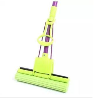 Lazy person retractable household mop does not need hand  absorb water mop-intl