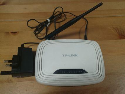 TP LINK Router  TL-WR740N 路由器