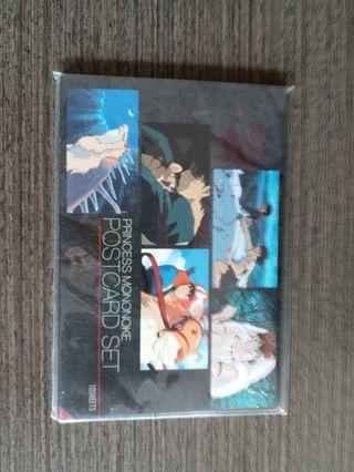 Princess Mononoke Postcard