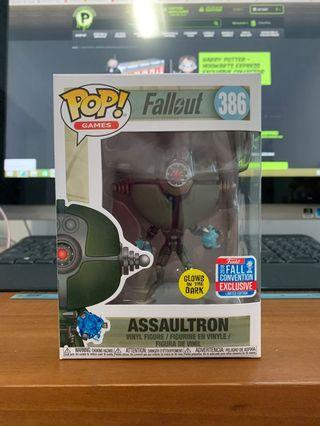 Funko Pop Games - Fallout ASSAULTRON 386