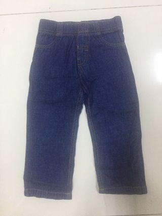 Celana panjang denim carters