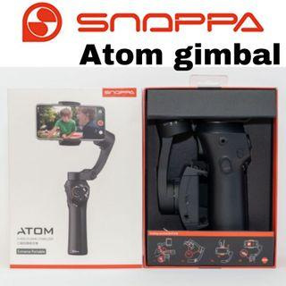 Snoppa Atom gimbal for mobile phone