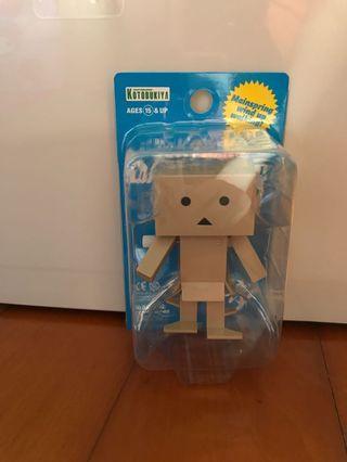 紙箱人Danboarb發條玩具