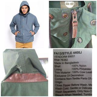 Men's Timberland Waterproof Jacket -  Size: L