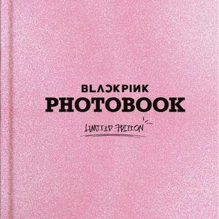 BLACKPINK PHOTOBOOK LIMITED EDITION Pre Order