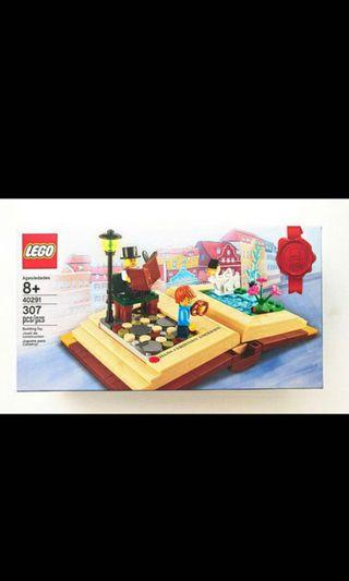 🚚 LEGO 40291