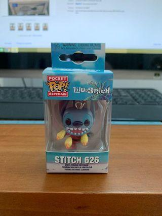 Funko pocket pop keychain : STITCH 626