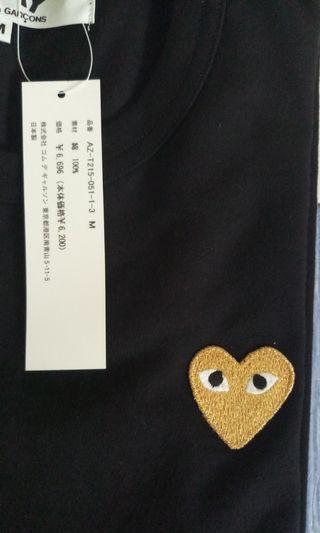 Authentic COMME des GARCONS t-shirt