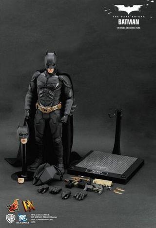 Hot Toys Batman DX02