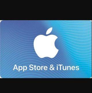 $500 AppStore & iTunesGift Card