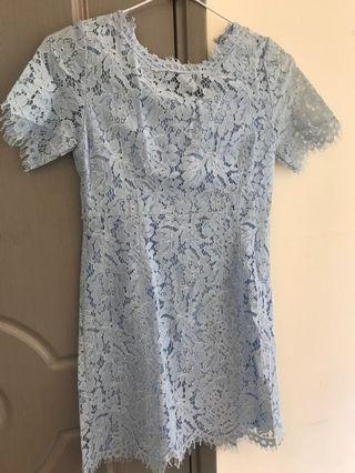 Lace dress (Small Size)