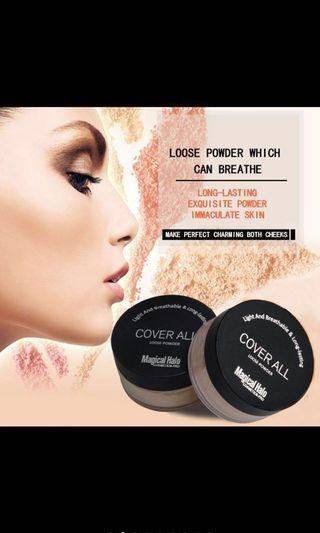 Magical Halo face oil control anti sweat loose powder