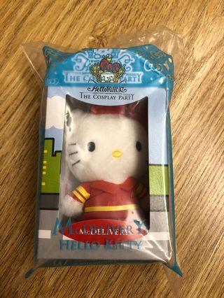 Hello Kitty 麥當勞公仔