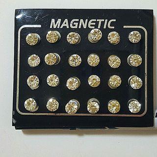 Korean Magnetic Unisex Stylish Earrings