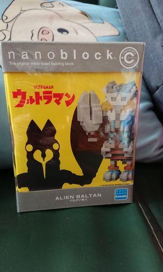 Nanoblock Ultraman