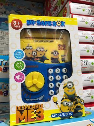 Safety Box Toys