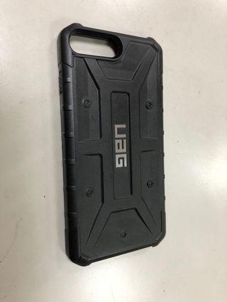 🚚 UAG 黑色裝甲版 i6+/i7+/i8+共用