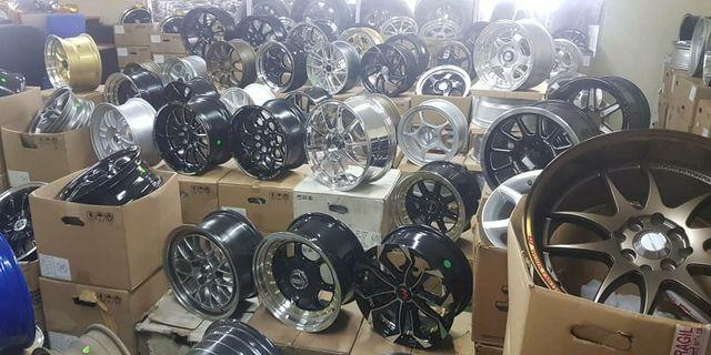 New Sport Rim & Tyre