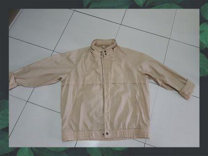Beige/Khaki Jacket
