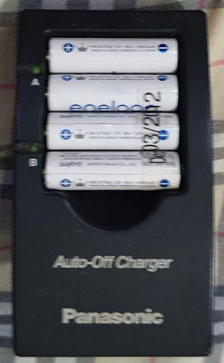 Battery Recharger/Multi Adaptor